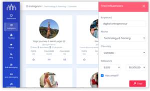 influencers hub