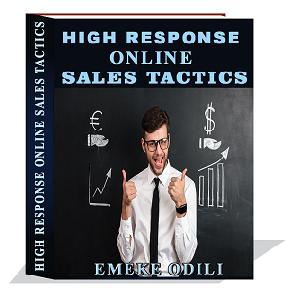 high response sales tactics
